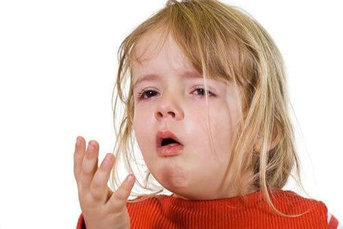 Bệnh ho ở trẻ em