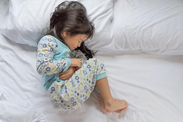 Biểu hiện của trẻ bị nhiễm giun