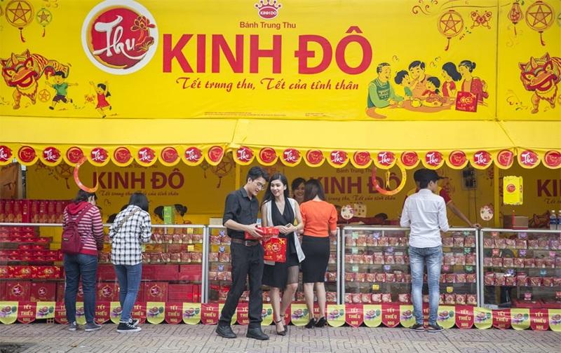 Loại bánh quen thuộc với hầu hết người Việt