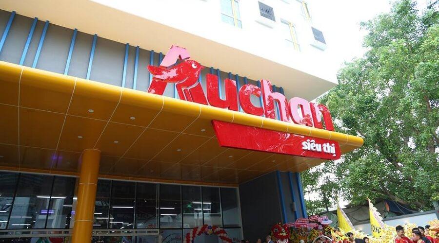 Siêu thị Auchan Việt Nam