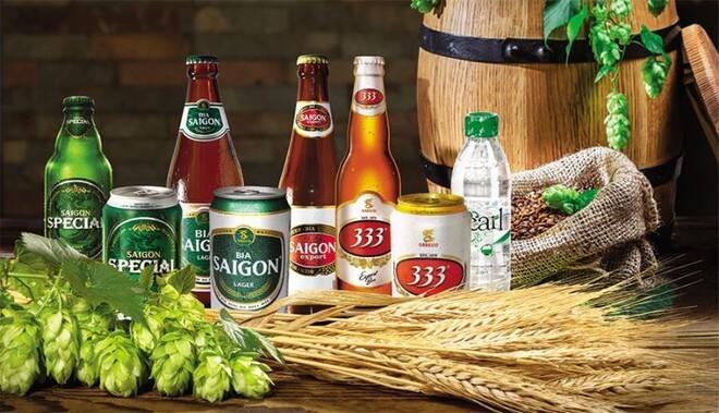 Thương hiệu bia Sài Gòn
