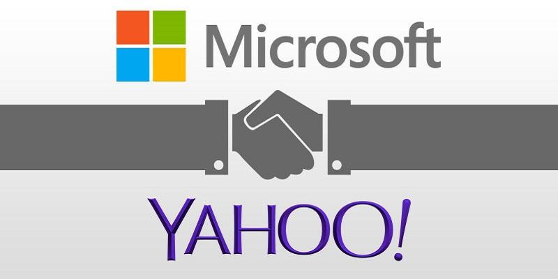 Microsoft và Yahoo