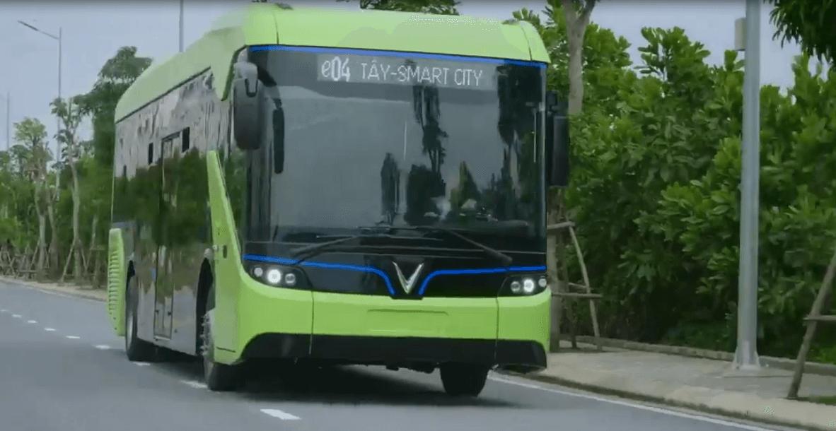 Vinbus xe buýt điện