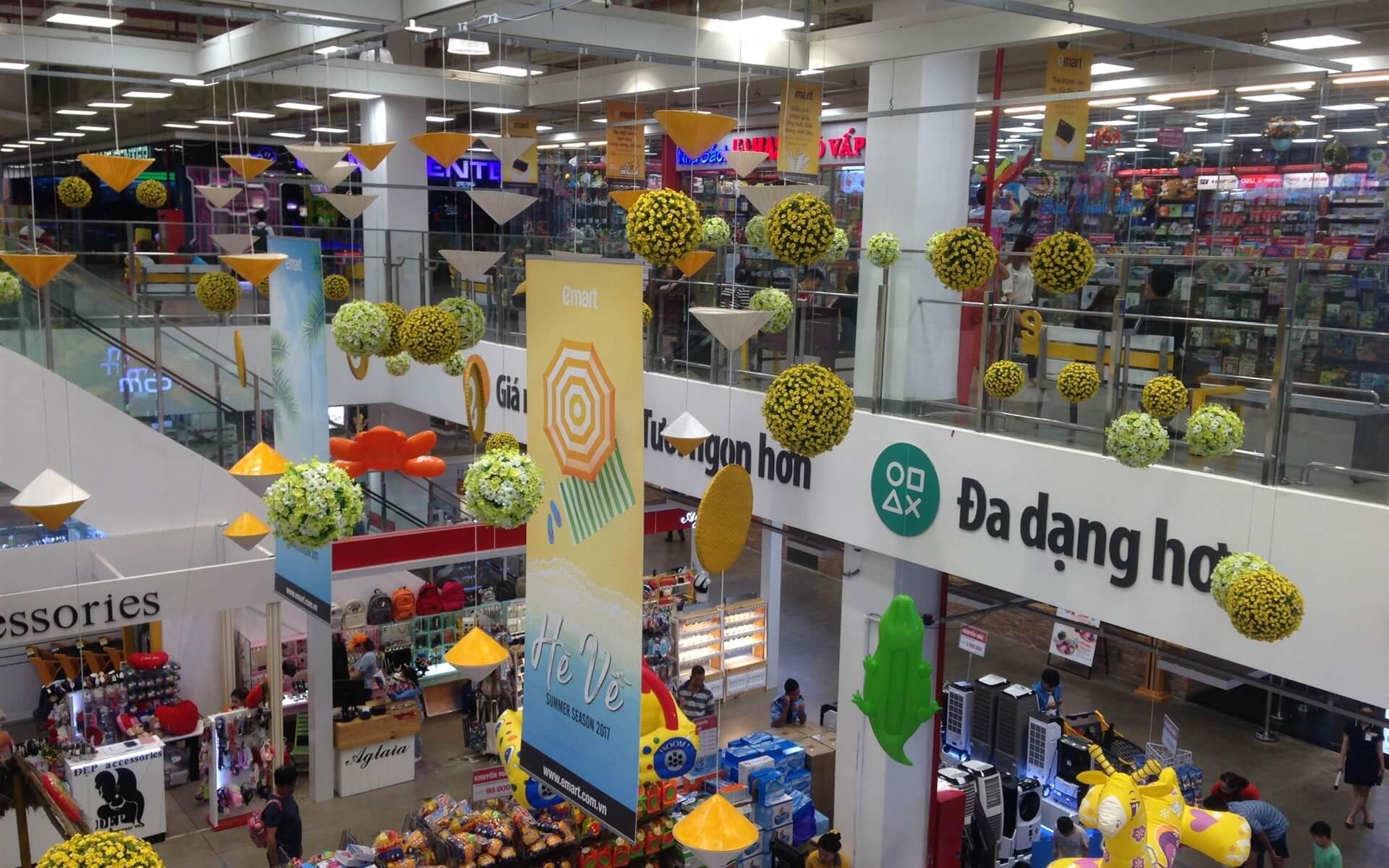 Đại siêu thị Emart
