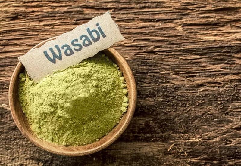 Wasabi khô