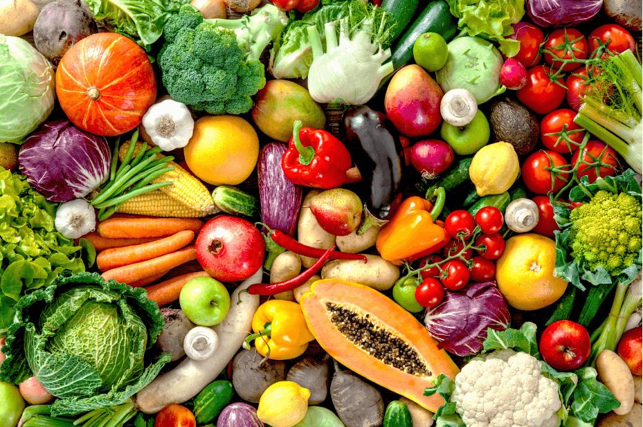 Gan nhiễm mở nên ăn nhiều rau củ
