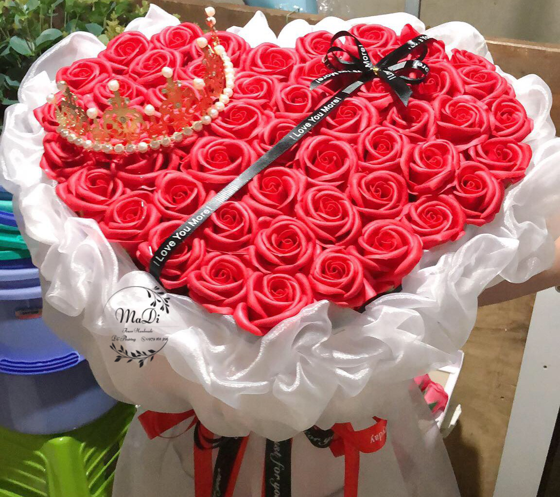 Hoa tặng ngày Phụ Nữ Việt Nam