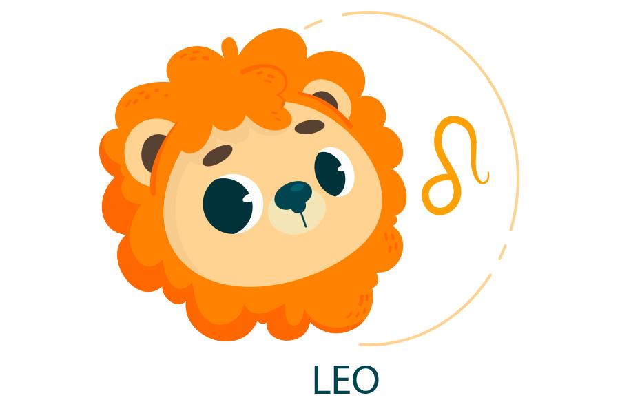 Biểu tượng LEO Sư Tử