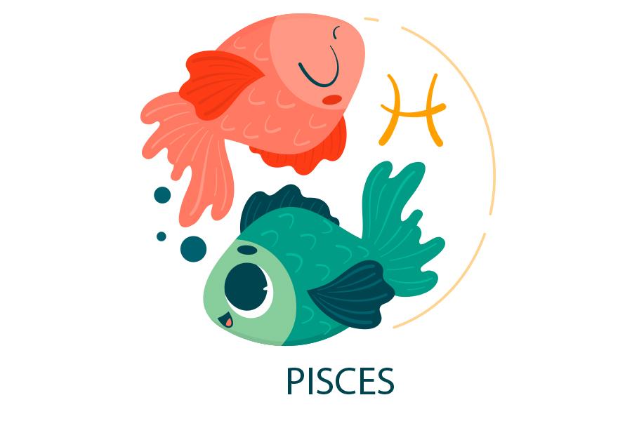 Biểu tượng PISCES Song Ngư