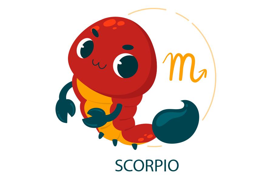 Biểu tượng SCORPIO Hổ Cáp