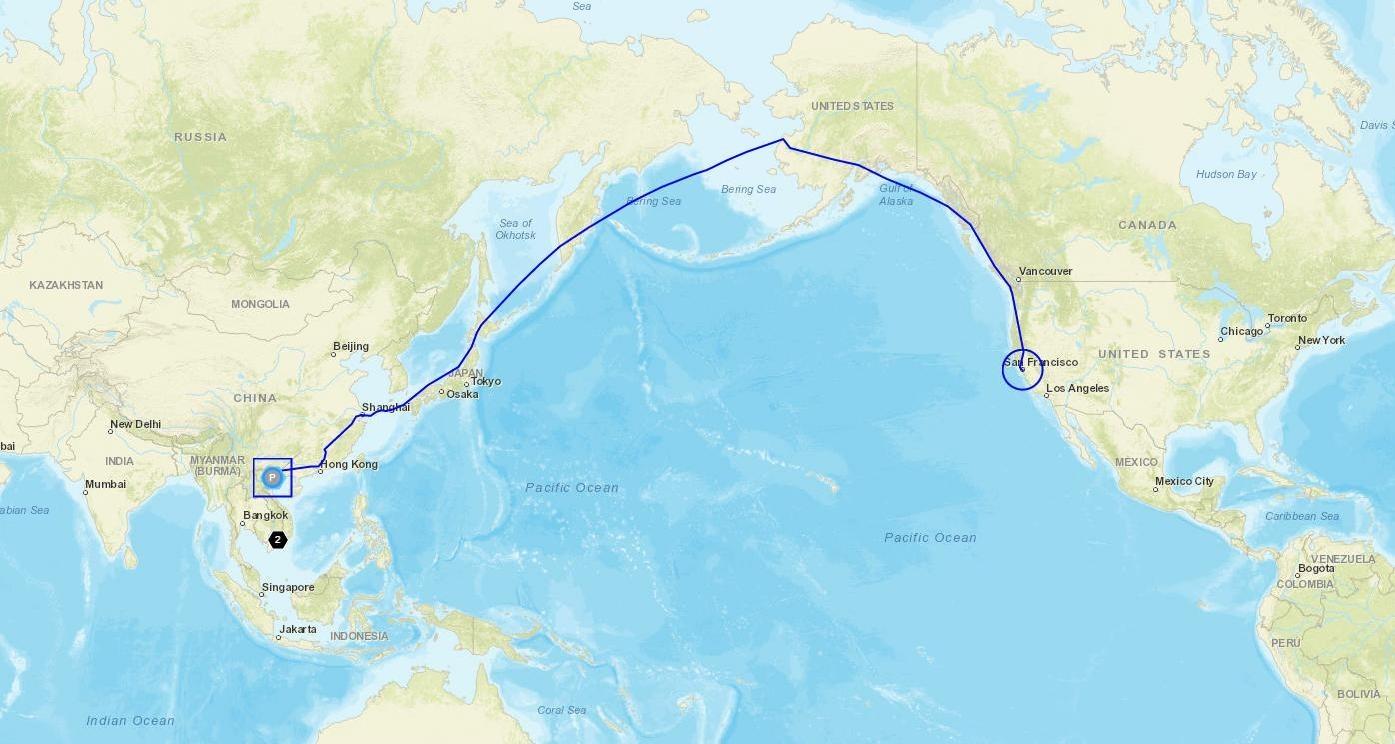Hanh trình bay thẳng đến mỹ của Bamboo Airways